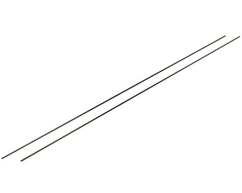 """Midwest Carbon Fiber Strip .034 x .121 x 40"""""""