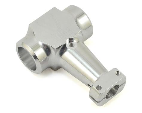 Mikado Silver Metal Rotor Head Yoke