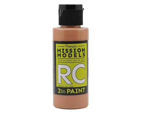 Mission Models Beige Acrylic Lexan Body Paint (2oz)