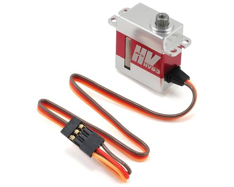 MKS Servos HV93 Metal Gear Micro Digital Servo (High Voltage)