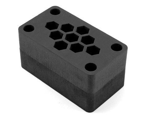 "Maxline R/C Products 8x4.5x4"" Foam Car Stand (Black) (1/8 Truggy)"