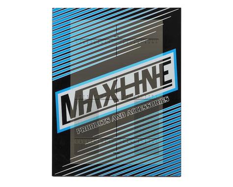 Maxline R/C Products 1/10th Scale TC Vertical Pit Setup Board w/Mark (46.5x35cm)