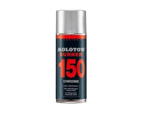 Molotow Burner Chrome Spray Paint (150ml)