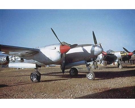Minicraft Models 1/48 P-38J Usaaf W/2 Marking Options