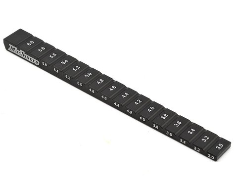 Muchmore Perfect 0.2mm Step Ride Height Gauge