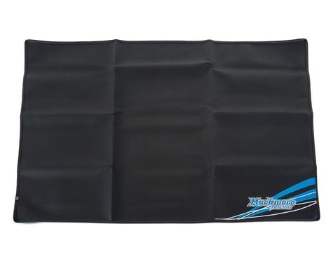 Muchmore Black Suit Pit Mat (Black) (100x70mm)