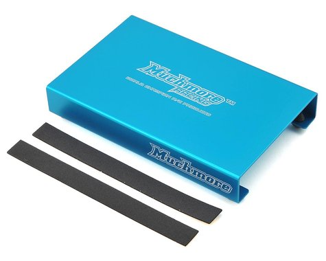 Muchmore Touring Car Maintenance Stand (Blue)