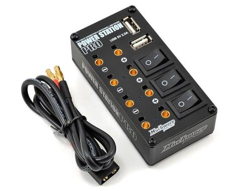 Muchmore Power Station Pro Multi-Distributor Box w/USB (Black)