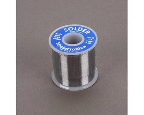 Miniatronics Rosin Core Solder 60/40 (1lb)