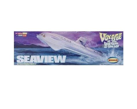 Moebius Model 1/350 VTTBOTS Seaview