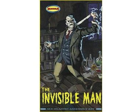 Moebius Model 1/8 The Invisible Man Model Kit