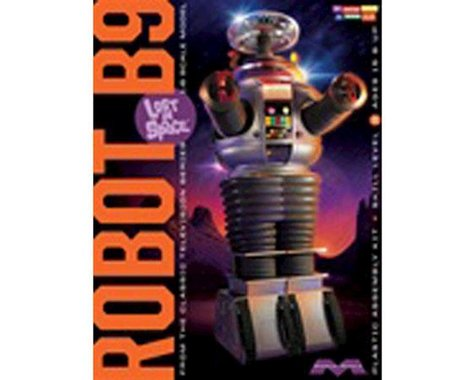 Moebius Model Lost In Space Robot Model Kit