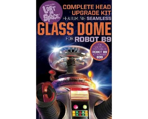 Moebius Model 1/6 Lost In Space Robot Complete Glass Dome Set