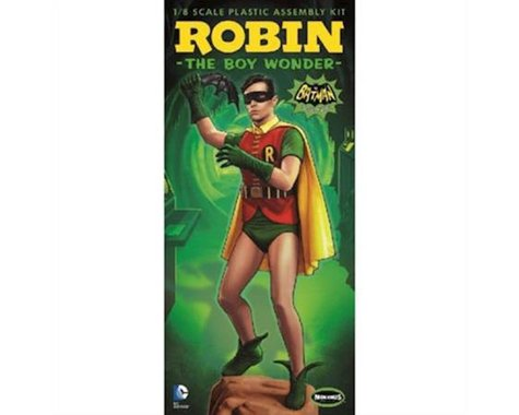 Moebius Model 1966 1/8 Robin Model Kit