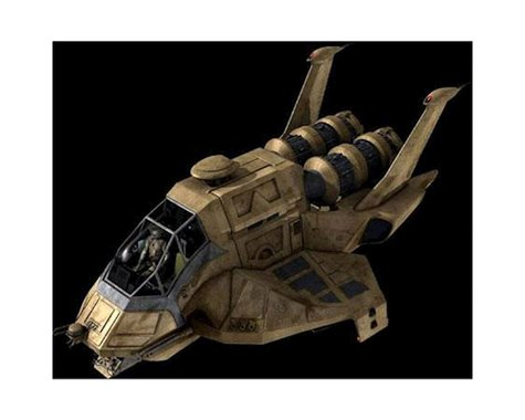 Moebius Model 1/32 Scale Battlestar Galactica Colonial Raptor Model Kit