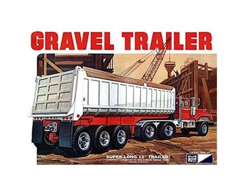 Round 2 MPC 1/25 3 Axle Gravel Trailer