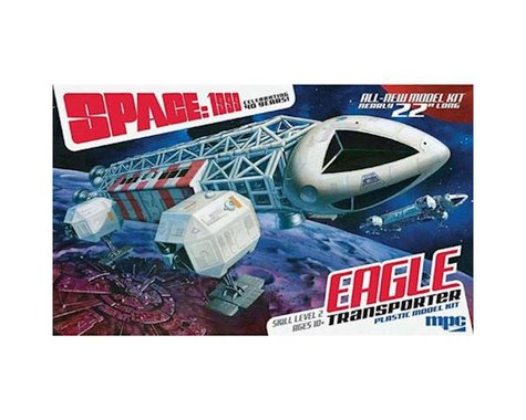 Round 2 MPC 1/48 Space 1999: Eagle Transporter Model Kit
