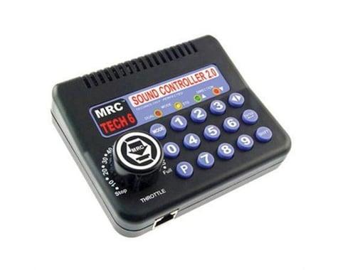 MRC Tech 6 Blackbox Power Pack, 2.0A