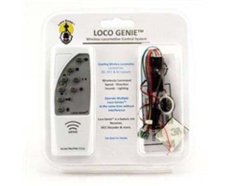 MRC O/S/G Loco Genie w/Sound, Steam