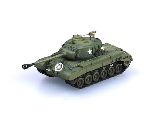 MRC EM 1/72 M16 Pershing #10 Co.E 67th RGT 2nd Div