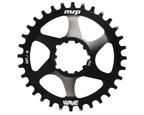 MRP Wave RaceFace Cinch Mount Chainring (Black)