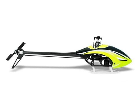 SCRATCH & DENT: MSHeli Protos 380 EVO Electric Helicopter (Yellow)