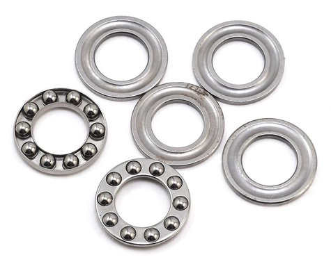 MSHeli 10x18x5.5 Thrust Bearings (2)