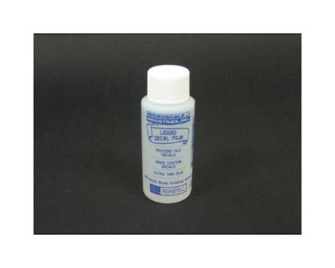 Microscale Industries Micro Liquid Decal Film, 1 oz