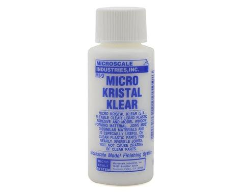 Microscale Industries Micro Kristal Klear Clear Liquid Plastic Adhesive (1oz)