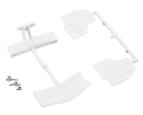 Mon-Tech 1/10 F1 Rear Wing (White)