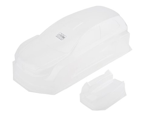 Mon-Tech WR4 Rally Touring Car Body (Clear) (190mm)