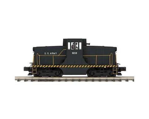 MTH Trains O Hi-Rail 44 Ton Phase 3 w PS3 US Army #1659