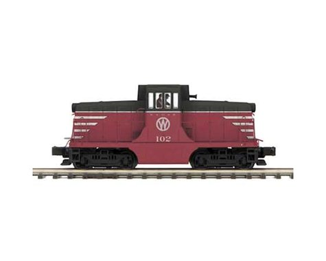 MTH Trains O Hi-Rail 44 Ton Phase 3 w PS3 NYO&W #102