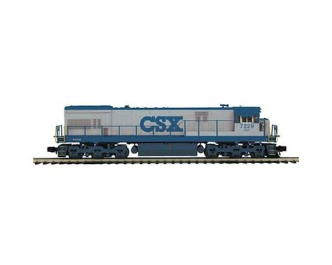 MTH Trains O Hi-Rail U30C w PS3 CSX #7229