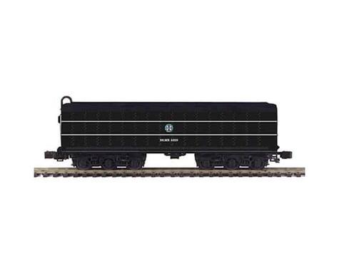 MTH Trains O Hi-Rail Auxiliary Water Tender III BNSF #4219