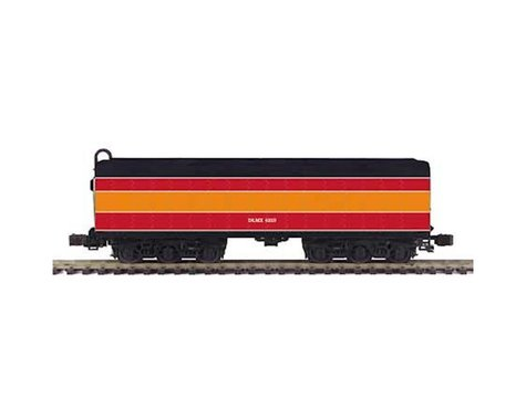 MTH Trains O Hi-Rail Auxiliary Water Tender III SP Lines#4219