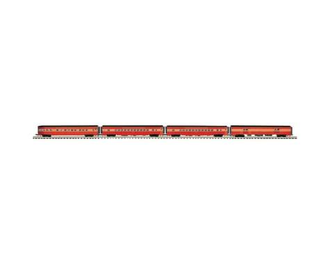 MTH Trains O 70' Streamline Smooth Passenger, SP #6719 (4)