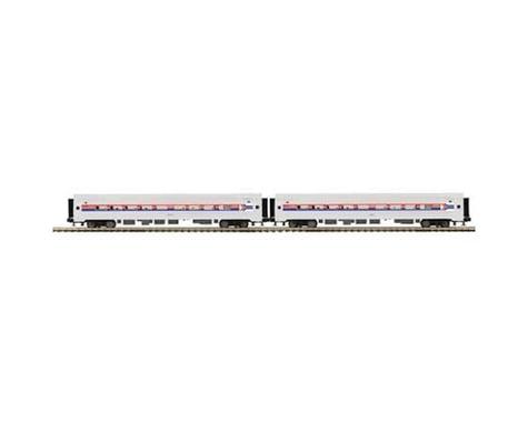 O Amfleet Passenger Amtrak #21849 (2)