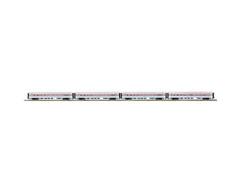 MTH Trains O Amfleet Passenger Amtrak #21072 (4)