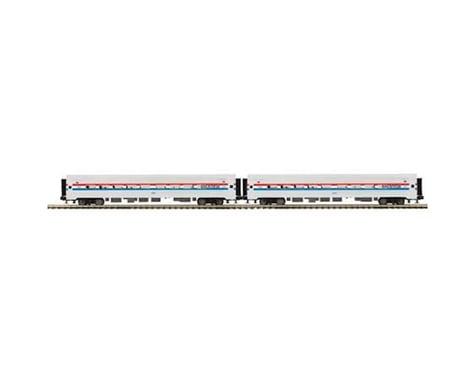 MTH Trains O Amfleet Passenger, Amtrak #21016 (2)