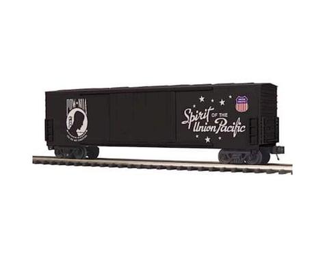 MTH Trains O 50' Double Door Plug Box POW MIA