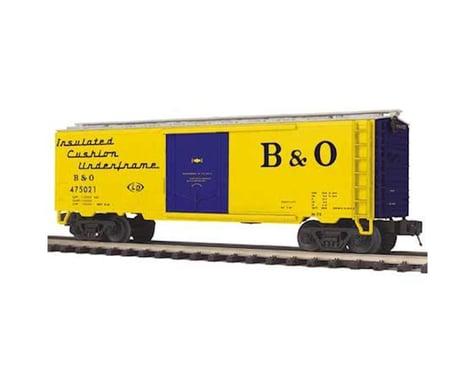 MTH Trains O Reefer B&O #475021