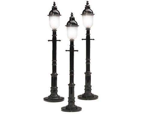 MTH Trains O Round Lamp Set (3)
