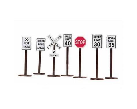 O Road Sign Set