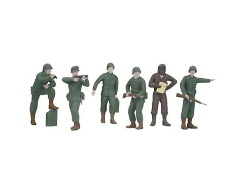 MTH Trains O Army Figures #7 (6)