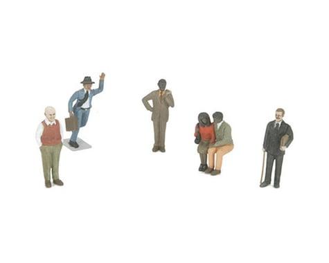 MTH Trains O Assorted Figures #1 (6)