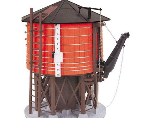 MTH Trains O Operating Water Tower
