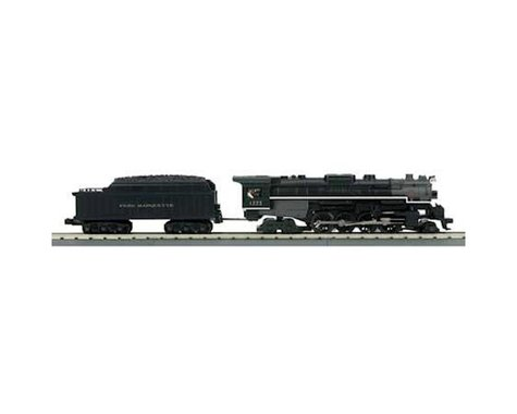 MTH Trains O-27 Imperial 2-8-4 Bershire w PS3 PM #1223