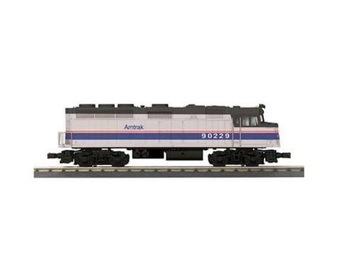 O-27 F40 w PS3 Amtrak #90229