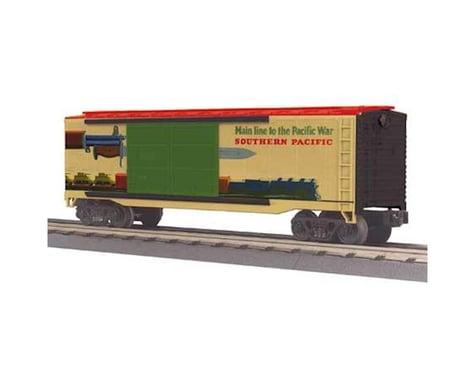 MTH Trains O-27 40' Double Door Box SP